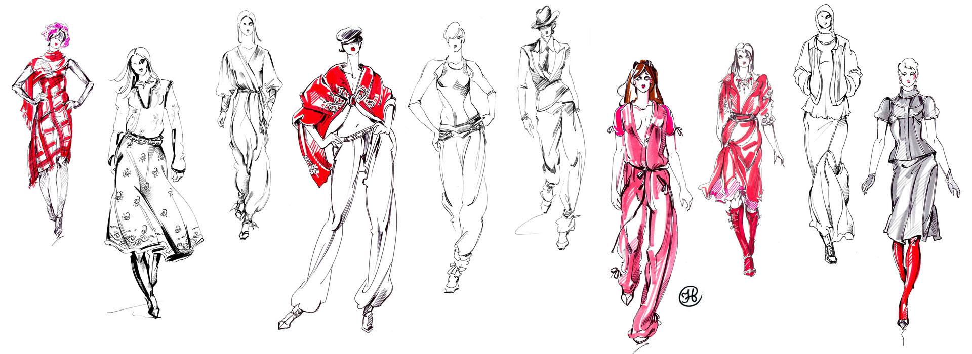 Дизайн одежды в современном мире